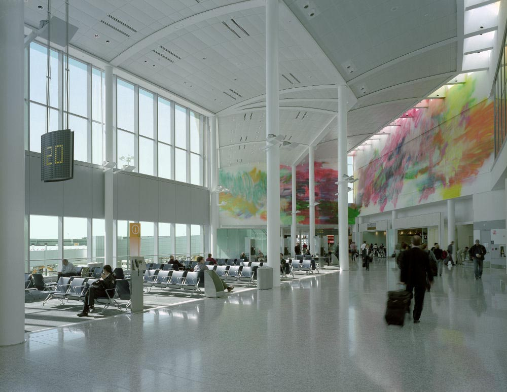 Toronto Pearson Airport | ZESOO Construction Services